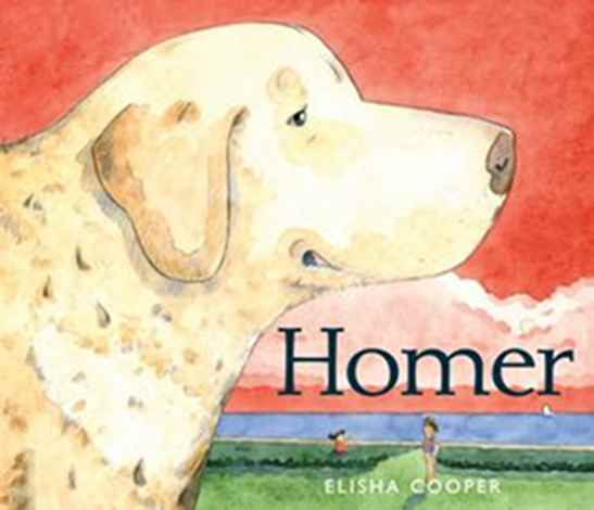 Painting 'Homer': A Talk with Elisha Cooper