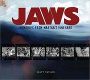Indie Nonfiction Spotlight on Matt Taylor: 'Jaws: Memories from Martha's Vineyard'