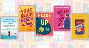 Teen Books for Anxious Times