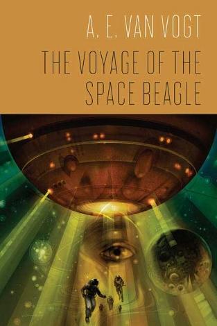 A.E. van Vogt and the Fix-Up Novel