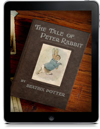 POPOUT! THE TALE OF PETER RABBIT by Beatrix Potter