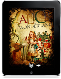 ALICE FOR THE iPAD by Lewis Carroll