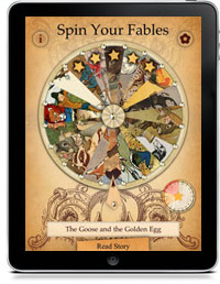 AESOP'S WHEEL OF FABLES by AppyZoo
