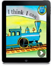 Cover art for THE LITTLE ENGINE THAT COULD—THE AUTHORIZED VERSION