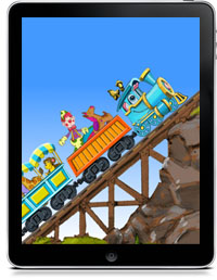 THE LITTLE ENGINE THAT COULD by Once Upon An App