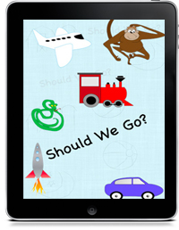 SHOULD WE GO? by Makemi Software