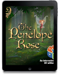 Book Cover for THE PENELOPE ROSE HD