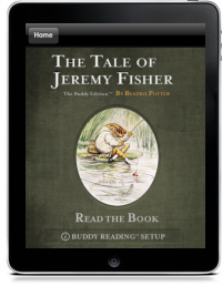 JEREMY FISHER by Beatrix Potter
