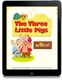 THE THREE LITTLE PIGS HD by Chocolapps