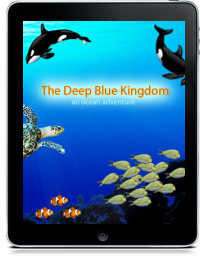 THE DEEP BLUE KINGDOM by Imaginatronics LLC