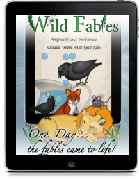 Book Cover for WILD FABLES