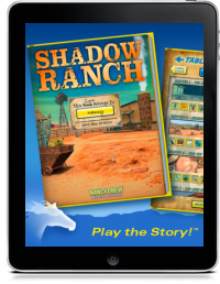 Book Cover for SHADOW RANCH