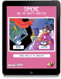 SIMONE AND THE NIGHT'S MONSTERS