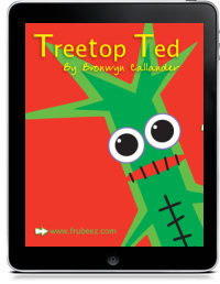 TREETOP TED by Bronwyn Callander