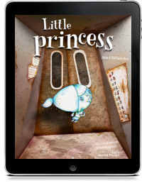 Book Cover for THE LITTLE PRINCESS