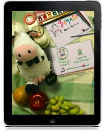 Book Cover for MOO, BAA, LA LA LA!