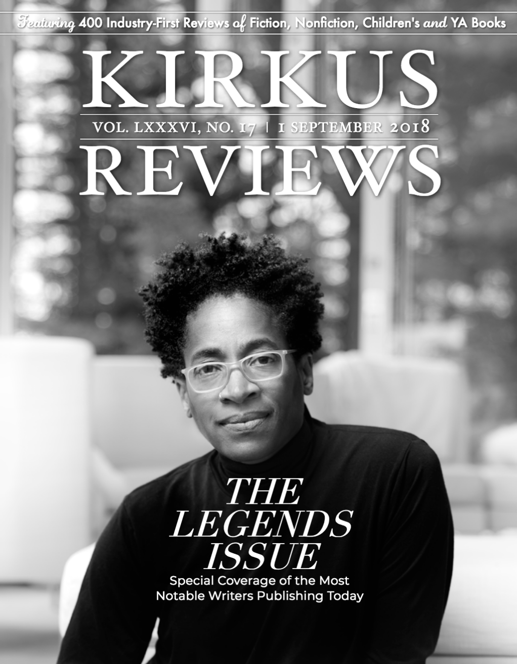 The Legends Issue
