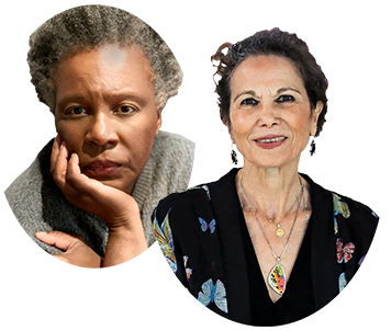 Tom and Megan highlight two of the year's best podcasts: Claudia Rankine and Julia Alvarez.