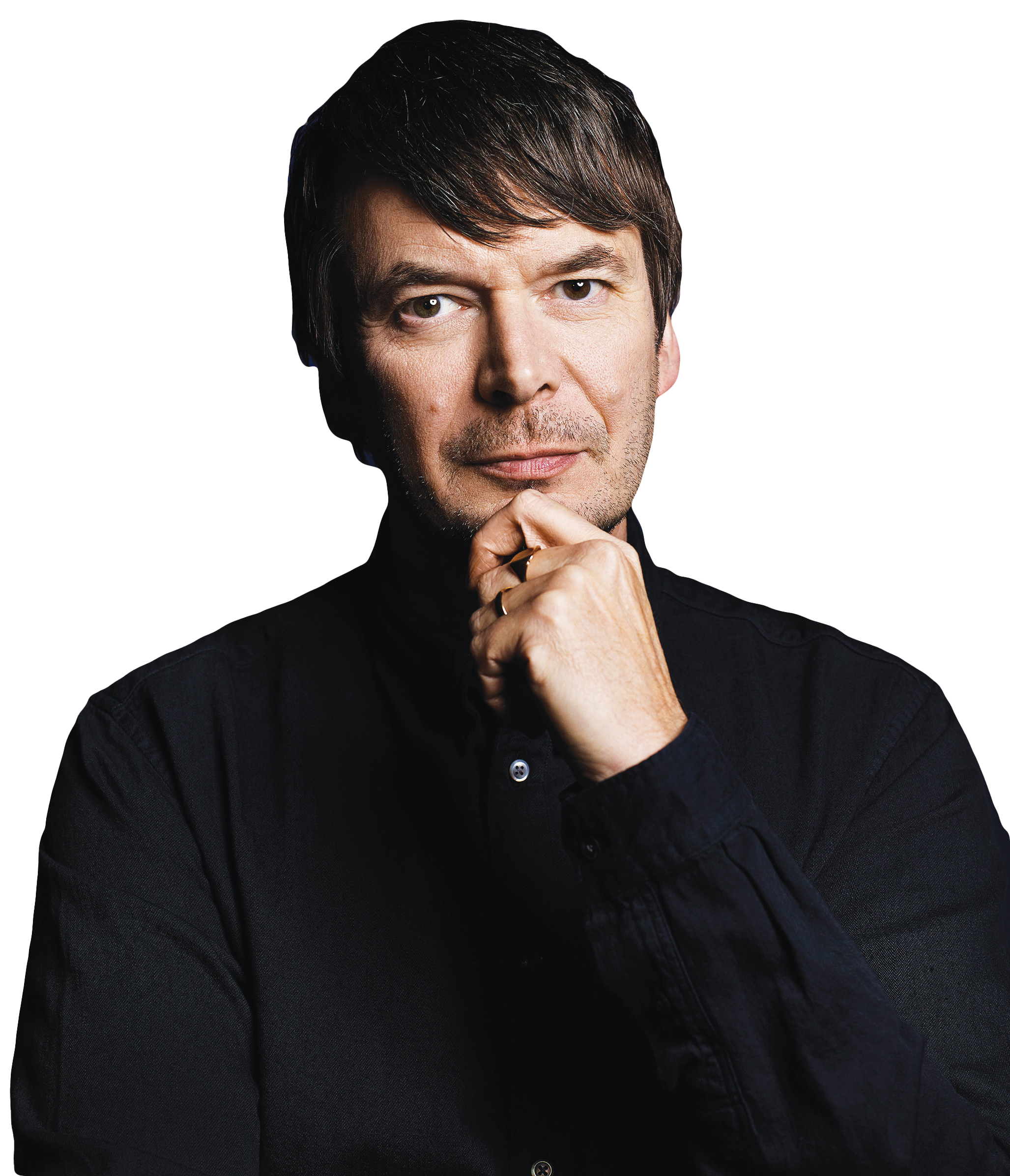 Scottish crime writer Ian Rankin joins us on this week's episode for a most unusual reason.