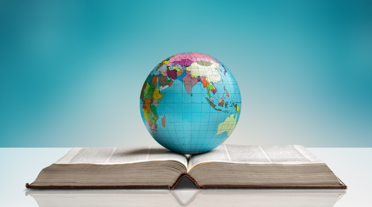 It Might Be Time to Sell Your Book in Another Country...or Five