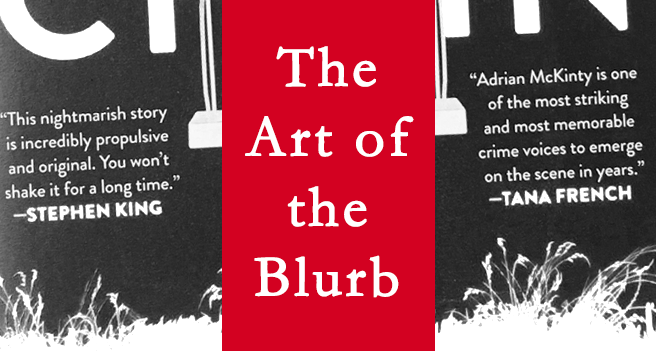 The Art of the Blurb