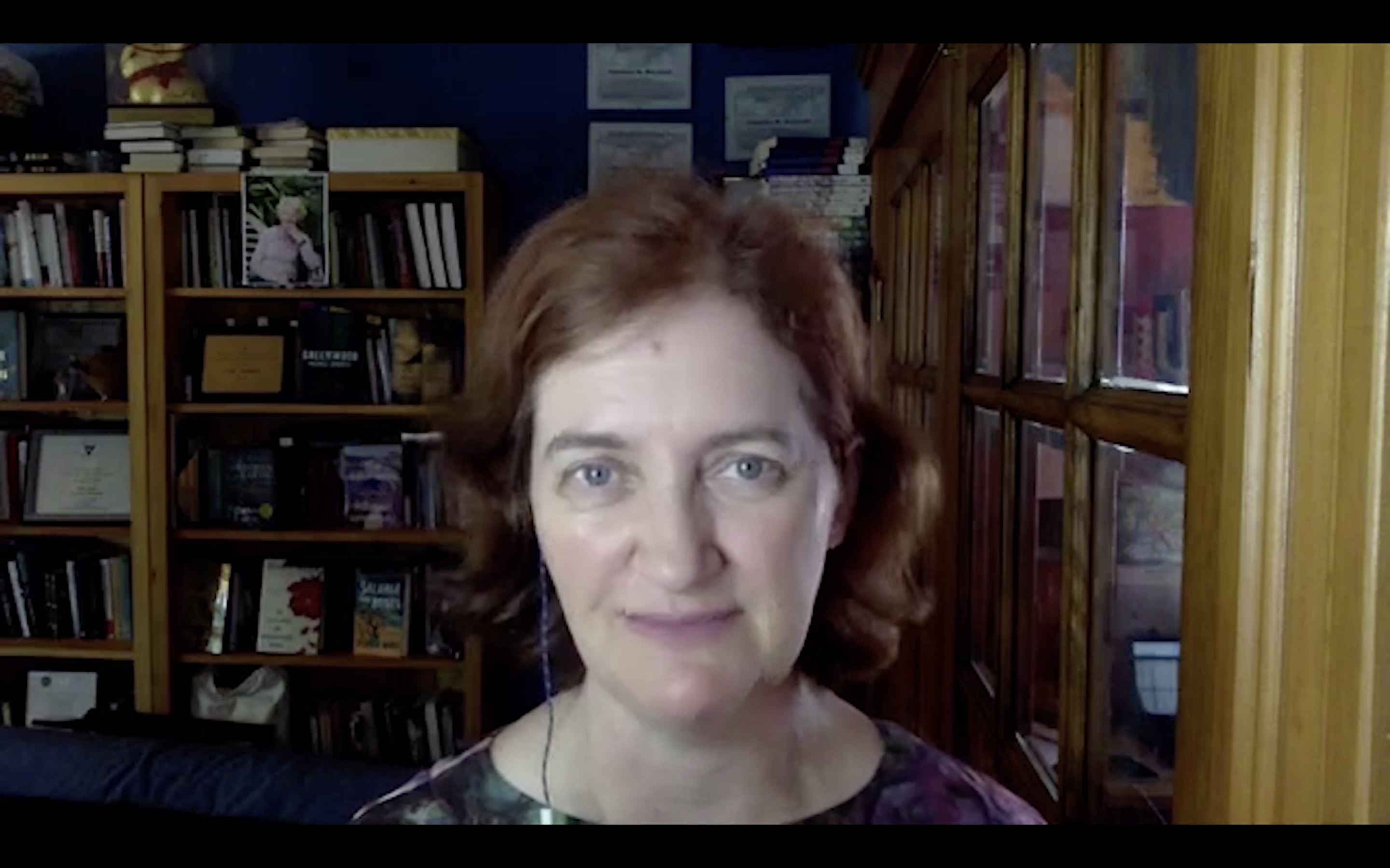 Emma Donoghue Talks New Novel